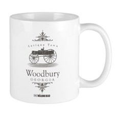 Walking Dead Woodbury Georgia Mug