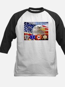 Real Heroes Civilian Baseball Jersey