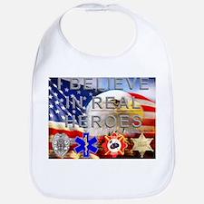 Real Heroes Civilian Bib