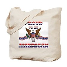 Unique American eagle Tote Bag