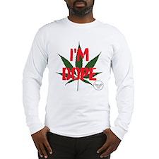 IM DOPE Long Sleeve T-Shirt