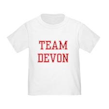 TEAM DEVON  T