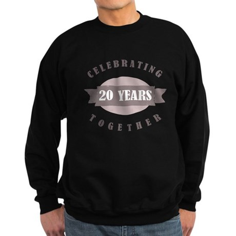 Vintage 20th Anniversary Sweatshirt (dark)