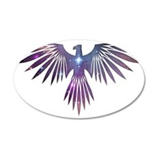 Bird of Prey Wall Decal