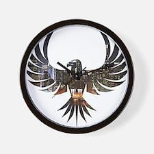 Bird of Prey Wall Clock