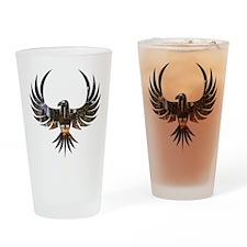 Bird of Prey Drinking Glass