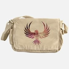 Bird of Prey Messenger Bag