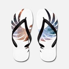 Bird of Prey Flip Flops