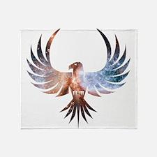 Bird of Prey Throw Blanket