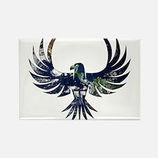 Bird of Prey Rectangle Magnet