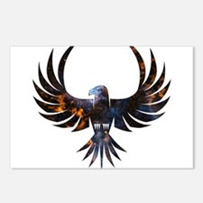Bird of Prey Postcards (Package of 8)