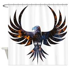 Bird of Prey Shower Curtain