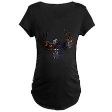 Bird of Prey Maternity T-Shirt