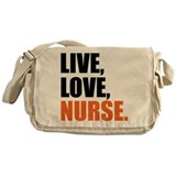 Nurse Messenger Bags & Laptop Bags
