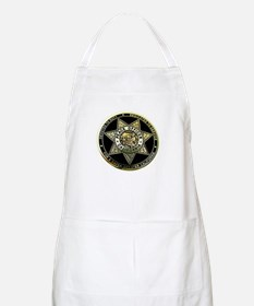 California Peace Officer Apron