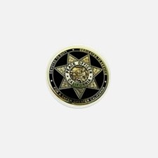 California Peace Officer Mini Button