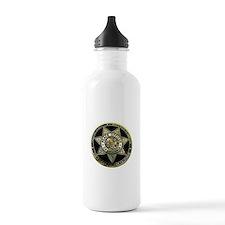 California Peace Officer Water Bottle