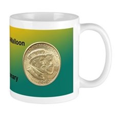 Huguenot-Walloon Coin Mug
