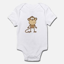 The Monkey Infant Bodysuit
