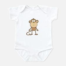 Oooh Monkey Infant Bodysuit