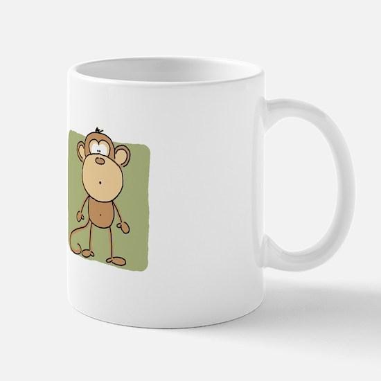 Monkey Trio Mug