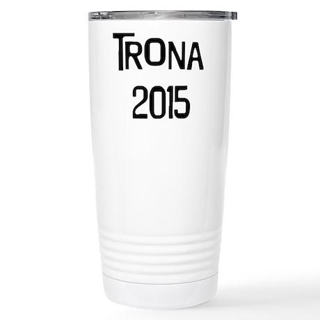 Trona Stainless Steel Travel Mug