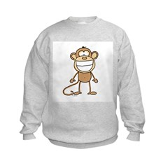 Big Monkey Grin Sweatshirt