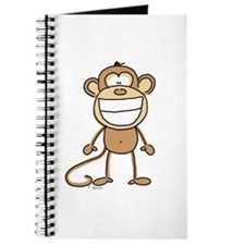 Big Monkey Grin Journal
