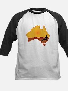 Australia Aboriginal Kids Baseball Jersey