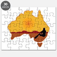 Australia Aboriginal Puzzle