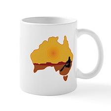 Australia Aboriginal Mug