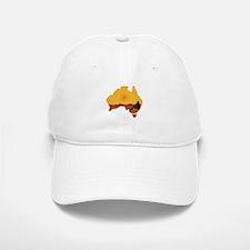 Australia Aboriginal Baseball Baseball Cap