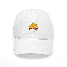 Australia Aboriginal Baseball Cap