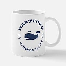 Hartford Whale Excursions Mug