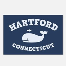 Hartford Whale Excursions Postcards (Package of 8)