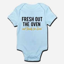Fresh out the oven... and ready for lovin' Infant