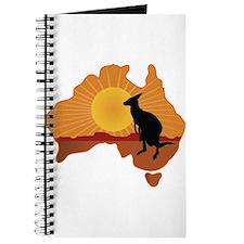 Australia Kangaroo Journal