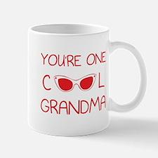 You're one cool grandma Mug