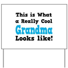 This is what a really cool grandma looks like! Yar