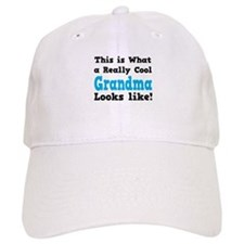 This is what a really cool grandma looks like! Baseball Cap