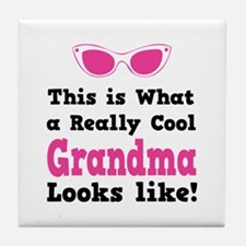 This is what a really cool grandma looks like! Til