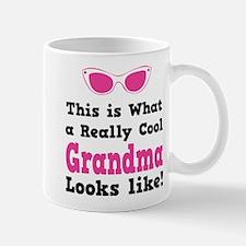 This is what a really cool grandma looks like! Mug