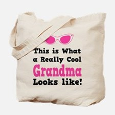 This is what a really cool grandma looks like! Tot