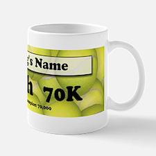 FGDCh 70K Flyball Grand Champion 70K Mug