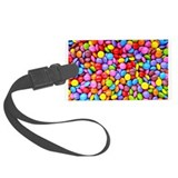 Candy Luggage Tags