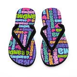 Grandma Flip Flops