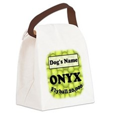 Flyball ONYX Canvas Lunch Bag