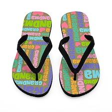 Grandma Gift Flip Flops
