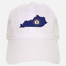 Kentucky Flag Baseball Baseball Cap