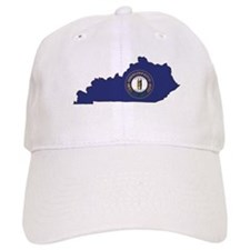 Kentucky Flag Baseball Cap